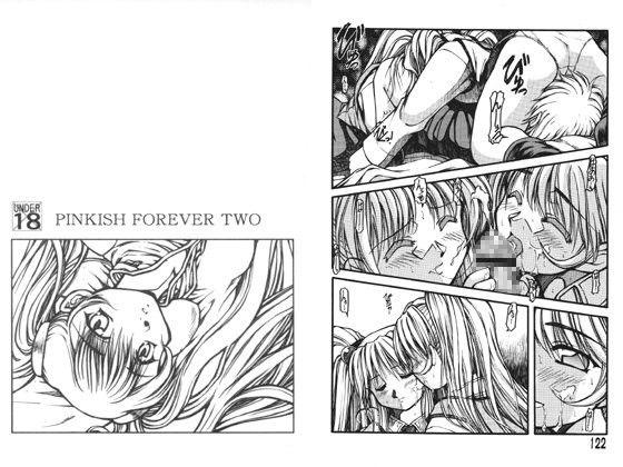 【漫画 / アニメ同人】PINKISH FOREVER TWO