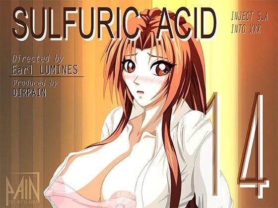 【KOF同人】SULFURIC ACID 14