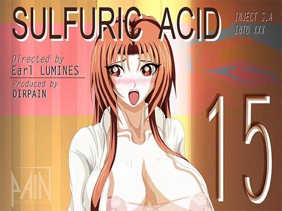 【KOF同人】SULFURIC ACID 15