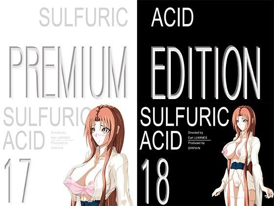 【不知火舞 同人】SULFURICACID17-18PREMIUMEDITION