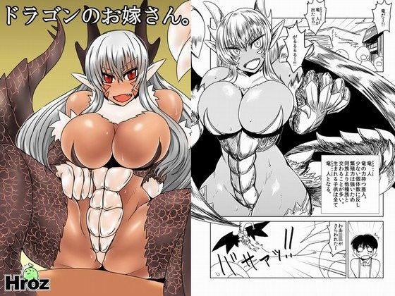 【メスケモ】可愛い竜人系獣娘のエロ画像2【ガチケモ】