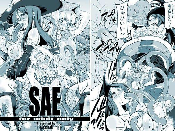 【ドラゴンズクラウン 同人】SAE