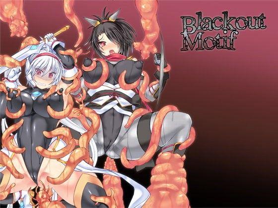 Blackout Motif