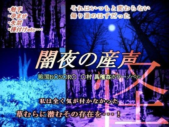 [同人]「闇夜の産声」(蛍亭)