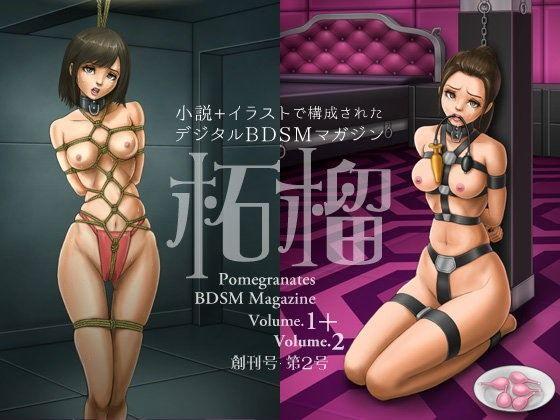 柘榴 Volume.1+Volume.2 創刊号+第2号セット
