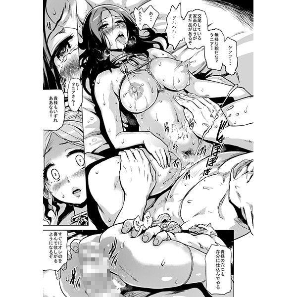 Dark Palace 淫欲の宮殿 - 同人ダウンロード - DMM.R18