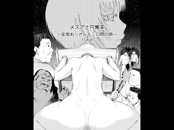 メスアナ円集率〜変態おっさんと三日間の旅〜三日目