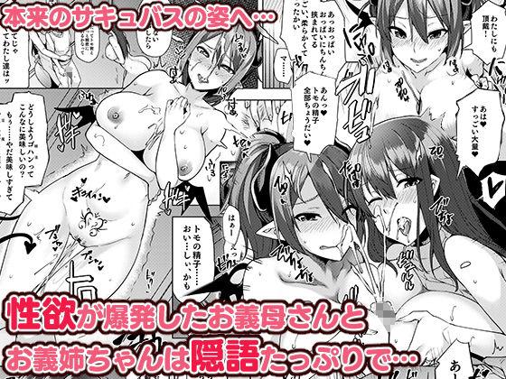前田さんちのサキュバス事情 画像