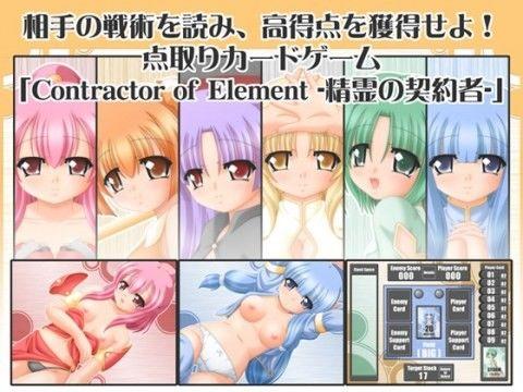 【雷 同人】ContractorofElement-精霊の契約者-