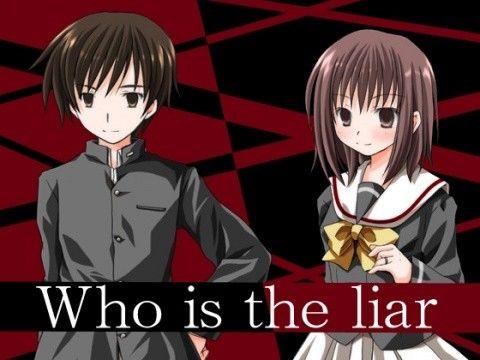 【オリジナル同人】Who is the liar?