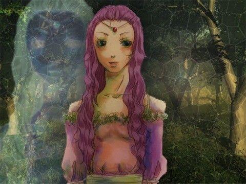 【オリジナル同人】Goddess of forest