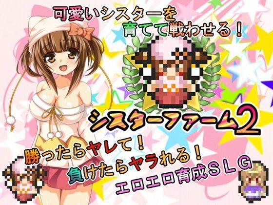 【クイーンズブレイド同人】シスターファーム2-ファンデVer-