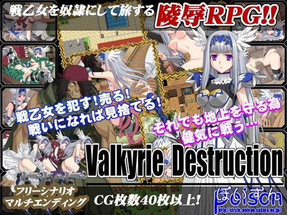 Valkyrie Destructionの表紙