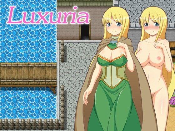 【オリジナル同人】Luxuria
