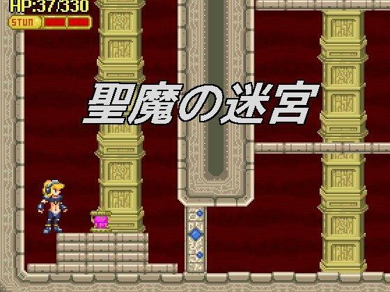 【オリジナル同人】聖魔の迷宮