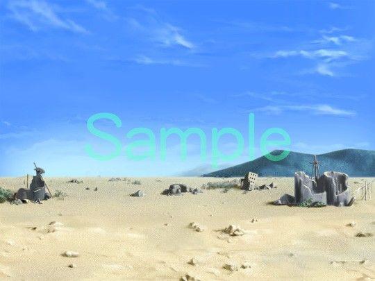 むらくも著作権フリー背景CG素材集 06『異国と未来』