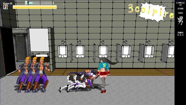 Colosseo da 崑崙 シーメール格闘家対ギャング団のサンプル画像001