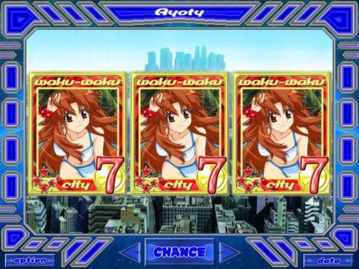 【オリジナル同人】Ryotyパチンコゲーム「ワクワクシティー」