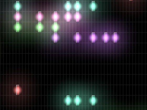 [同人]「LED ビジュアルプレーヤー」(えっち)