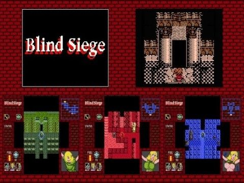 BlindSiege�`�u���C���h�V�[�W�`