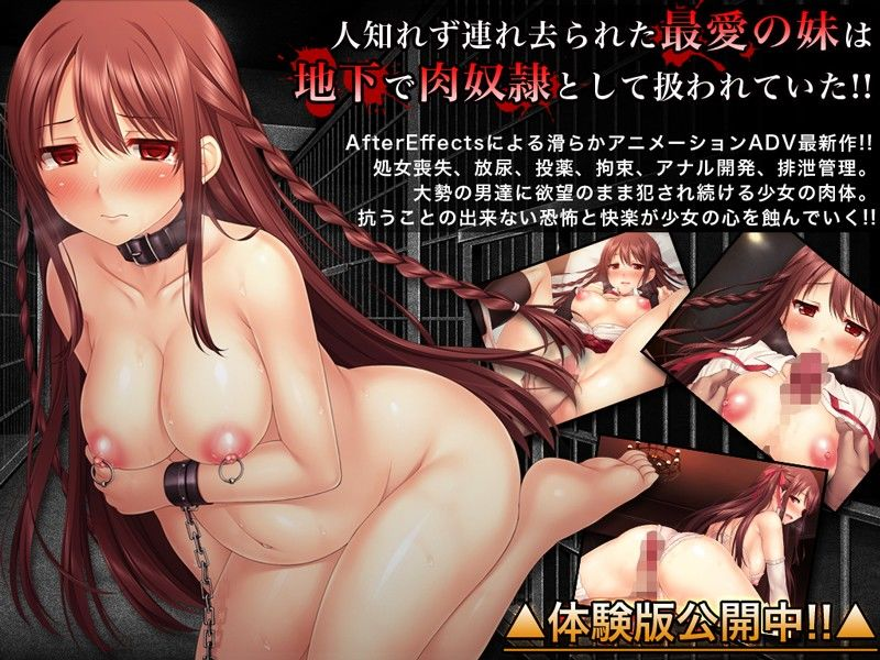 姦獄娼女~Slave Girl Breeding~