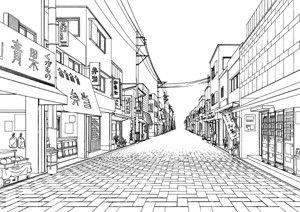 ARMZ漫画背景集 vol.8 [Yasuyo] 600dpi