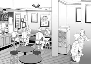 ARMZ漫画背景集 vol.9 [Ranko] 600dpi