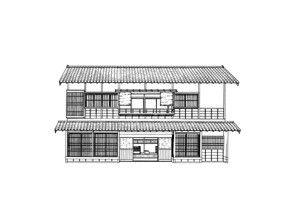 ARMZ漫画背景集 vol.14 [Chinatsu] 1200dpi