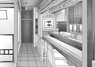ARMZ漫画背景集 vol.26[Ruriko-600]