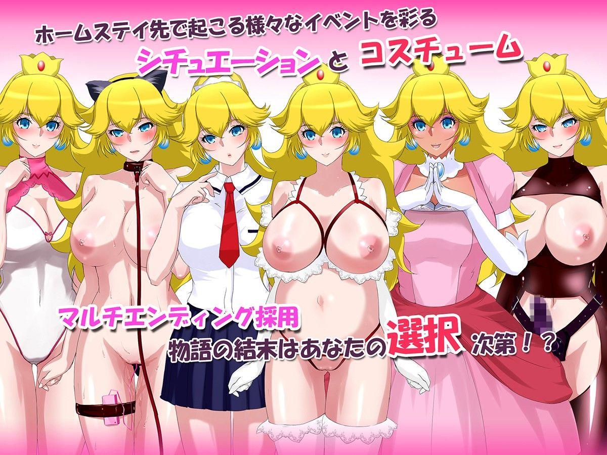 AVアニメなう [今すぐ読める同人サンプル] 「プリンセスビッチ!~無知な爆乳姫様をだまして種...