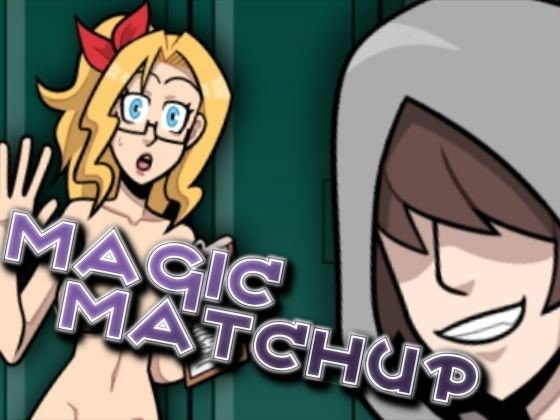 Magic Matchupの表紙