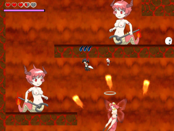 魔天使サクラの冒険 vol.4 -サクラの世界-のサンプル画像003