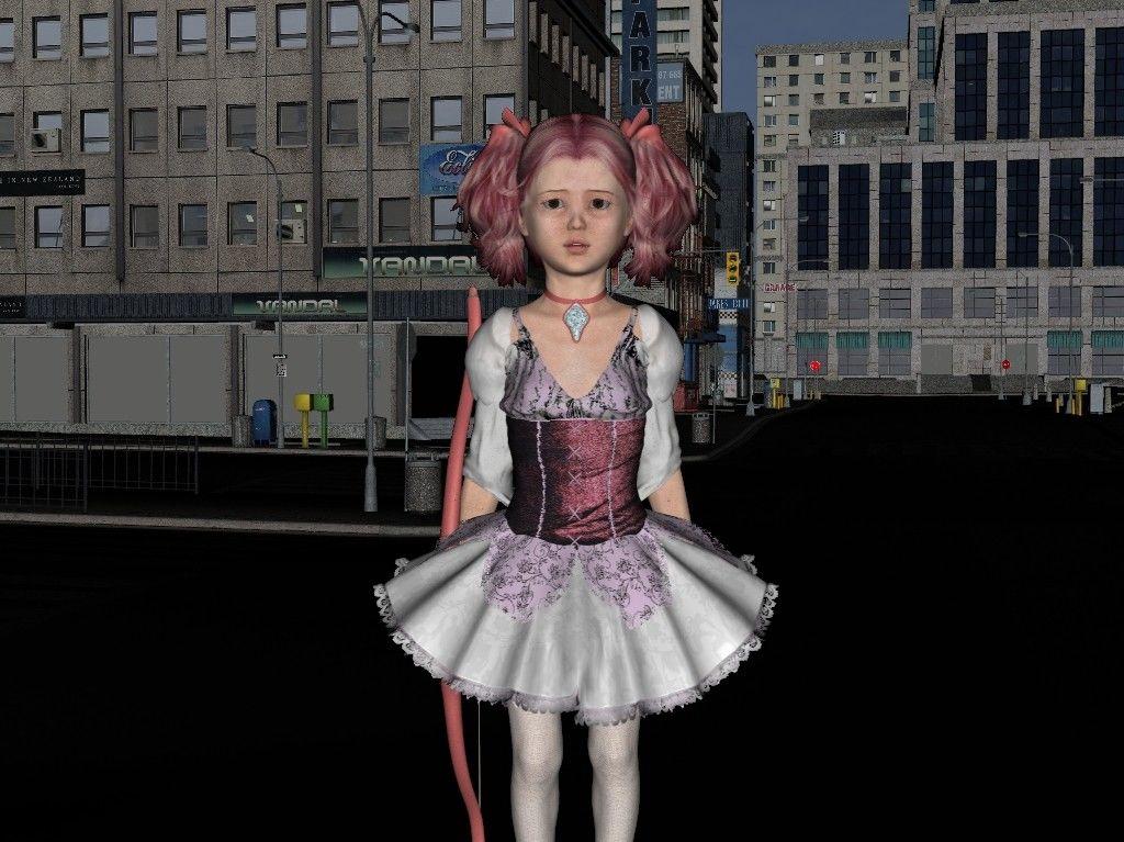 【無料】魔法少女 絶望☆マギカ(お試し版)のサンプル画像1
