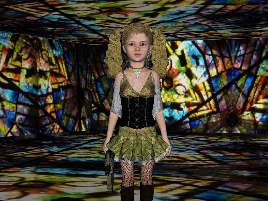 【無料】魔法少女 絶望☆マギカ(お試し版)のサンプル画像2