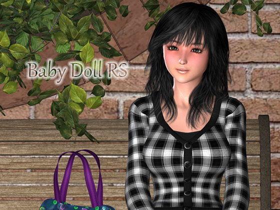 【無料】Baby Doll RS デモ体験版の表紙