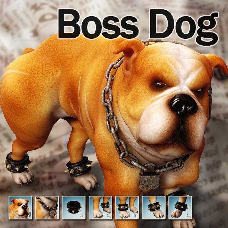 【Chocoンとこ 同人】BossDogforCL-Dog