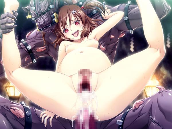魔ヲ受胎セシ処女ノ苦悦2〔アイル【チーム・SOIF】〕