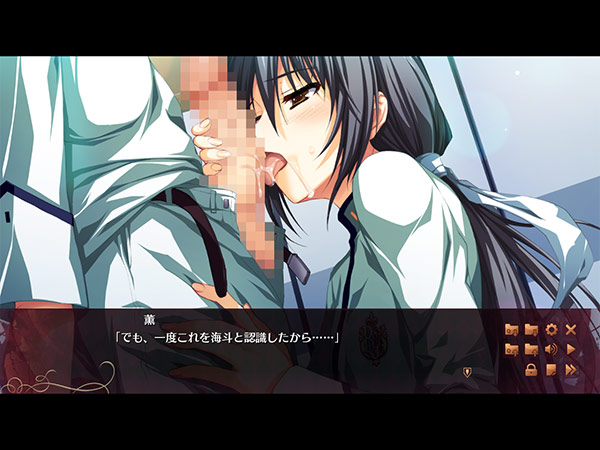 「暁の護衛 トリニティ コンプリートエディション」の画像、CG