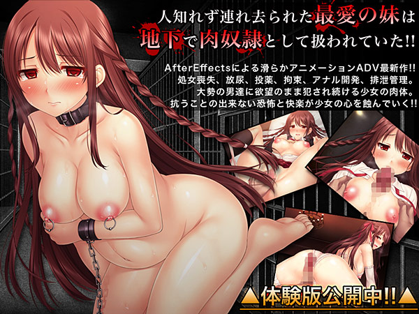 姦獄娼女 ~Slave Girl Breeding~1