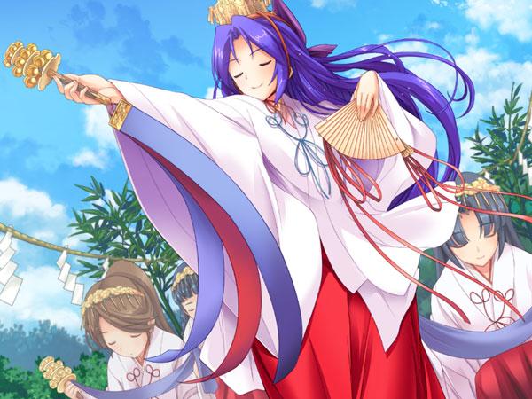 【二次エロ】しゃーまんず・さんくちゅあり-巫女の聖域-のエロ画像No.5