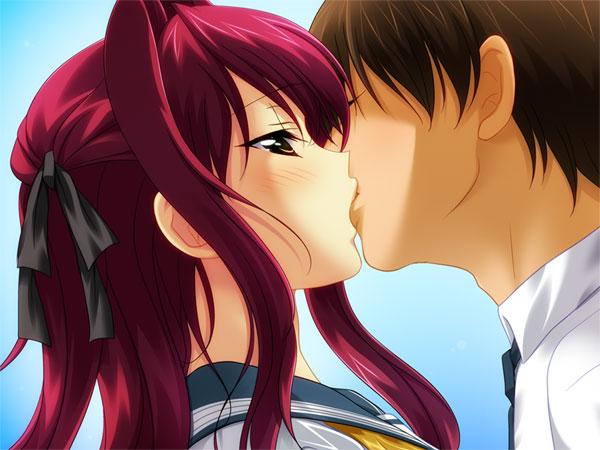 他の男の精液を流し込まれるわたし…〜愛する彼女は先輩の肉棒を嬉しそうに咥え込む〜〔アトリエさくら〕