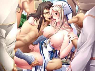 女騎士フレイ 〜触手凌辱の贄〜〔Crepe〕