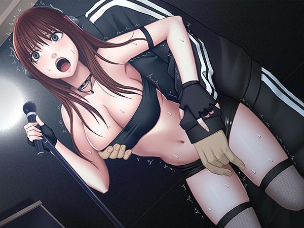 「命令に逆らえない女 〜女を思いのまま操る悪魔のスマートフォン〜」の画像、CG