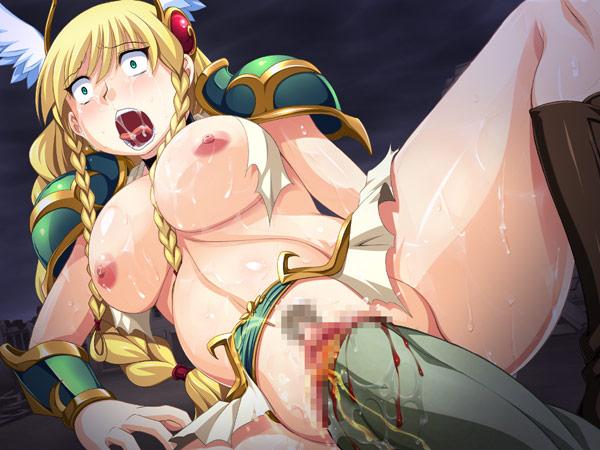 【二次エロ】玲瓏たる戦乙女たち〜姉妹堕ちコレクションのエロ画像