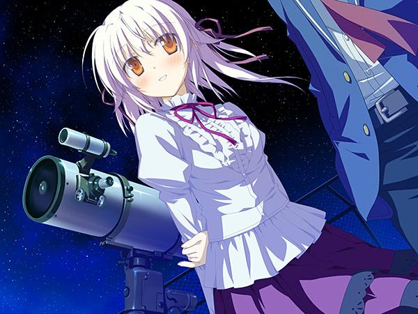 【二次エロ】星空のメモリア -Eternal Heart-のエロ画像