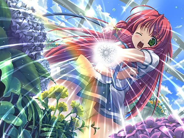 【二次エロ】AngelWish 〜放課後の召使いにチュッ!〜のエロ画像
