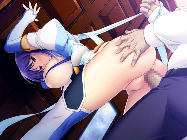 「狙われた女神天使エンゼルティアー 〜守った人間達に裏切られて〜」の画像、CG