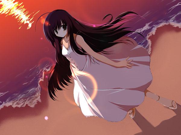月染の枷鎖-the end of scarlet luna-〔ひよこソフト〕