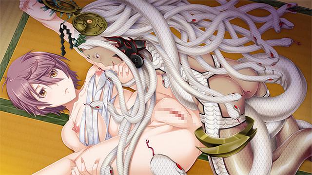 【二次】コウミガミ 〜嘆き嗤う蛇神、妹なる者々が紡ぎし口碑(フォークロア)〜のエロ画像まとめのエロ画像やエッチシーンを紹介中:エロゲ画像専門