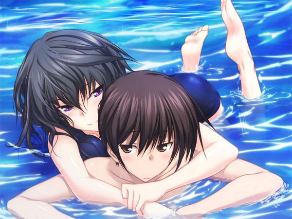 「真剣で私に恋しなさい!A-1」の画像、CG
